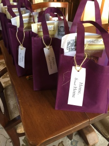 FPNA Welcome bags