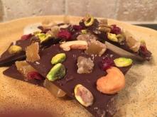 French Chocolate Bark