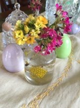 Diffuser bottle turned Bud Vase