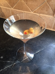 Mr. Ward's Martini