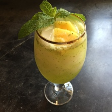 Pineapple Ginger Vohito