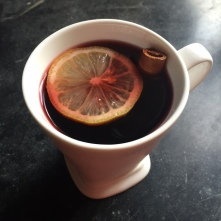 Hot Mulled Wine