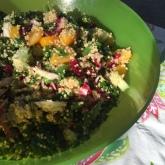 Quinoa & Kale Salad