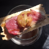 Steak & Onion Flatbread