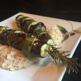 Zucchini & Egplant Skewer